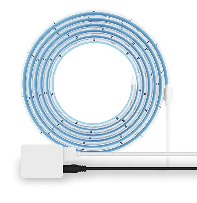 IP64 120V LED Flexible Strip Lights Work With Apple Siri Shortcuts