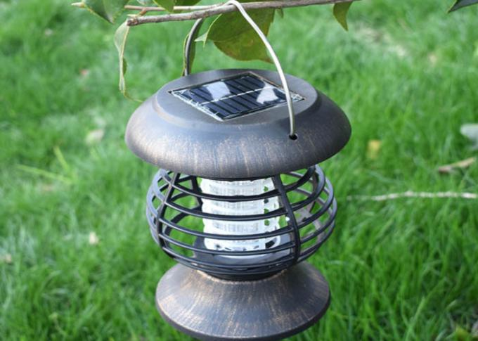 IP 65 Solar Camping Lights Working Time 8 H Outdoor Festival Decoration