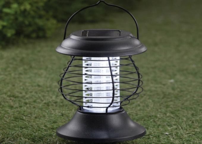 Hanging Portable Solar Mosquito - Repellent Lamp For Courtyard CE Certification