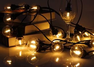 China 2200K 1.2 Watt LED String Lights Easy installation With DC 5V 1 A USB Input supplier