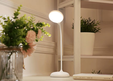 China Wireless LED Table Lamp Lightweight 4.3 Oz With Built - In Battery Energy Saving supplier