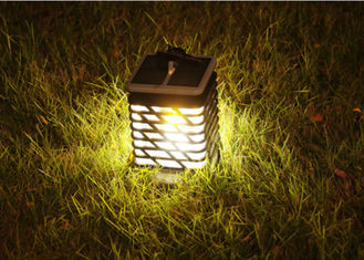China Outside Garden Decoration Ground Spike Lights / Solar Powered Patio Lights supplier