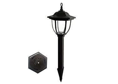 China Waterproof Ground Plug Solar Courtyard Lamp / LED Lantern Solar Walkway Lights supplier