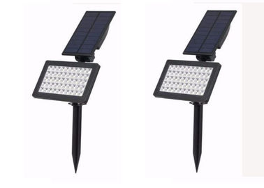 China Solar Garden Lamp Solar Ground Lamp Waterproof Ip65 48 Led Solar Lamp Easy To Use Lamp supplier