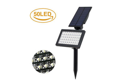 China Waterproof Ip65 Solar Spike Lights 3.7 W / Solar Ground Lamp 2 Years Warranty supplier