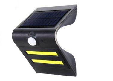 Solar Outdoor LED Water Resistant Security Sensor Wall Light With Backlight