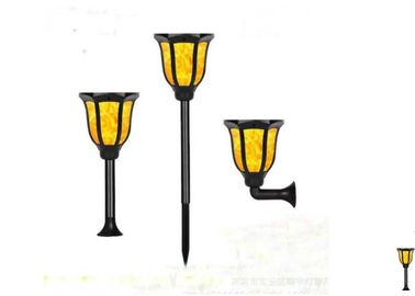 China 3.7V / 2200 MAh Battery Decorative Solar Lights / Solar Powered Flower Lights factory