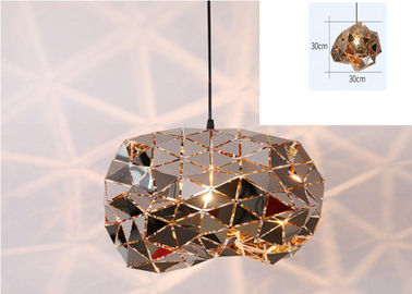 Luxury Stainless Steel Hanging Lights For Living Room / Dining Room 45000 H Lifetime